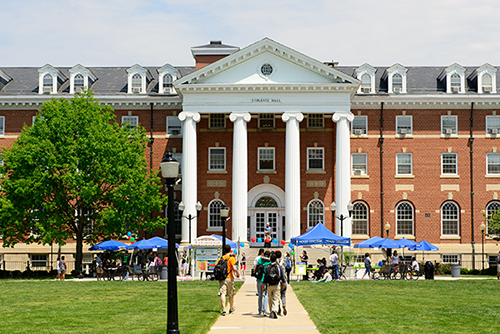 Hood College, Frederick, Maryland - College Overview