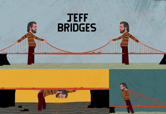 "Yes, I was a teenager once, and loved ""The Big Lebowski."" I still love Jeff Bridges!"