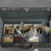 "An image from Jon Crispin's ""Willard Asylum Suitcases"" photography project."