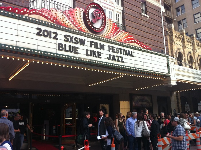 Blue Like Jazz SXSW World Premiere