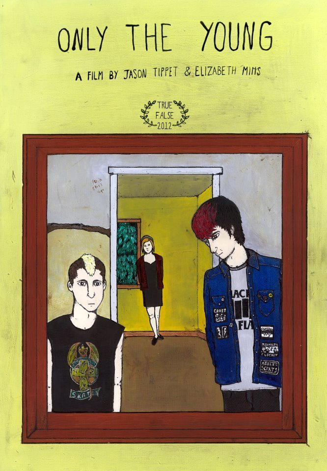 "Poster for ""Only the Young"""