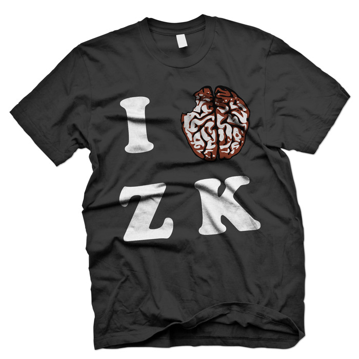 "Men's I ""Brain"" ZK"