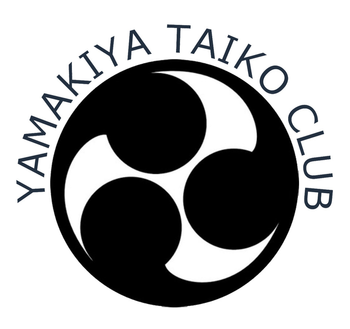 Yamakiya Taiko Club logo (concept for limited edition print)