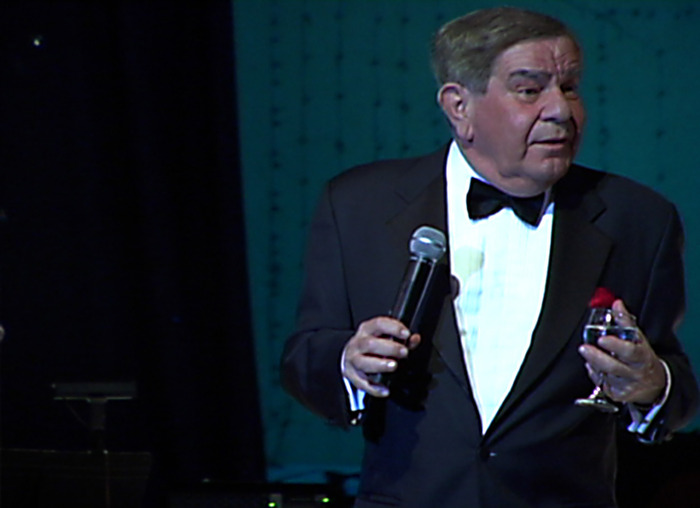 Film Still: Freddie Roman performs at Kutsher's