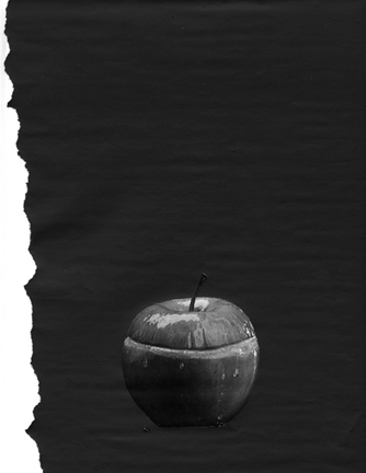 "Untitled (Apple), 10x13"", 2012"