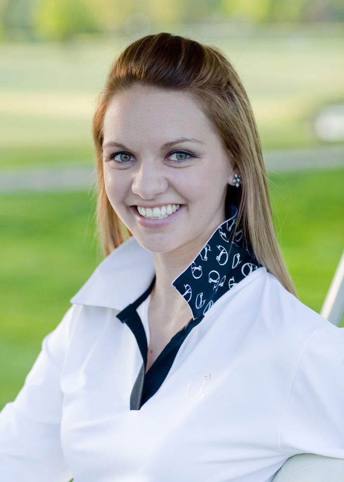 GolfHER Long Sleeve shirt ~ Pairs well with The Links