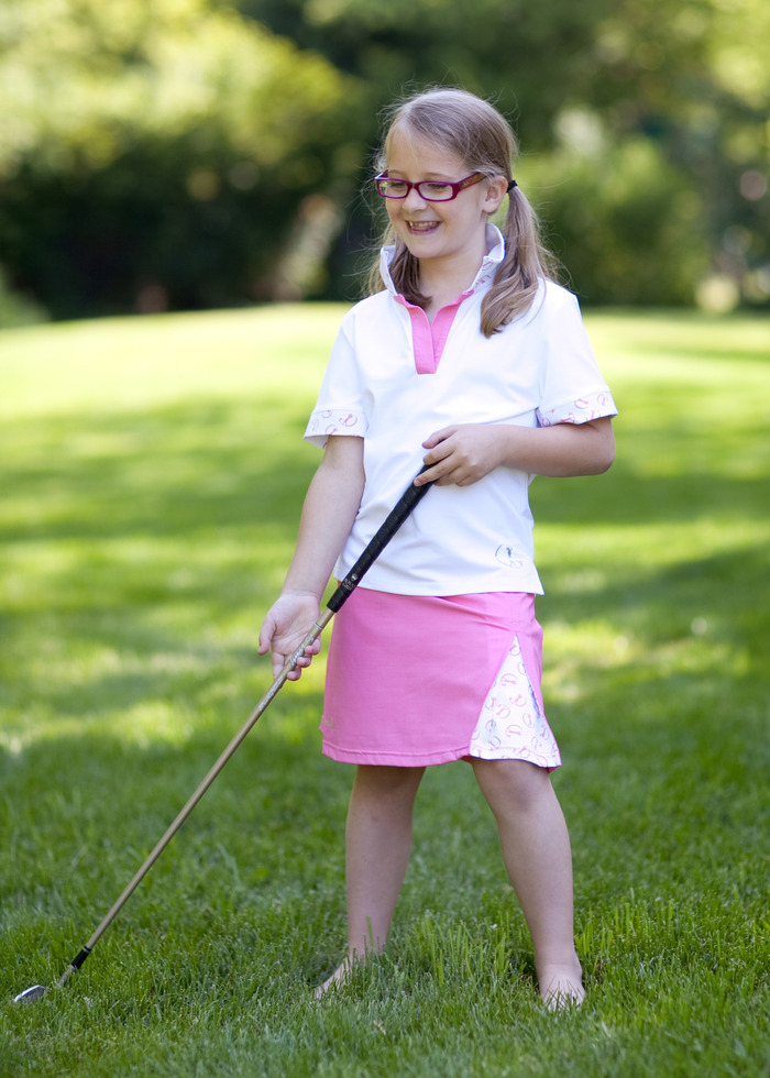Our Junior Collection- GolfHER girl