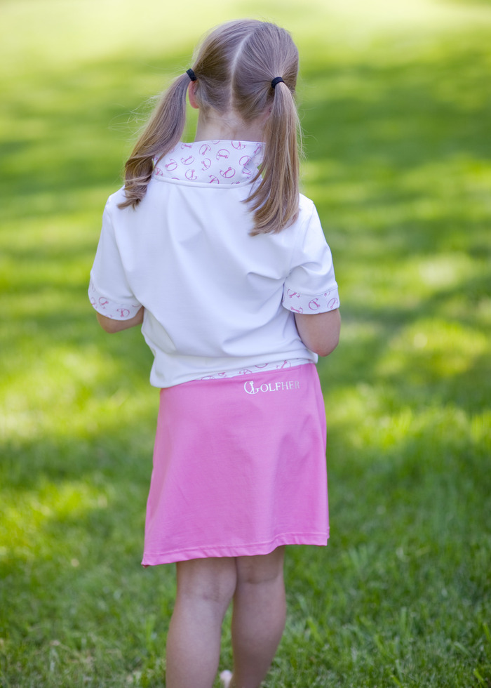 Our Junior Collection- GolfHER girl * Back detail