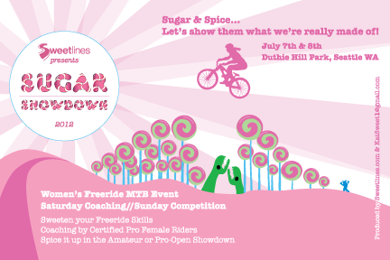 Official Sugar Showdown Flyer