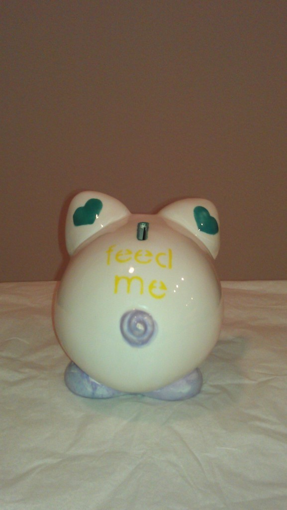 "Do what the PIG says and 'feed me"".....HELP FUND this project!!!"