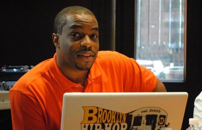 Wes Jackson, Executive Director, Brooklyn Hip-Hop Festival