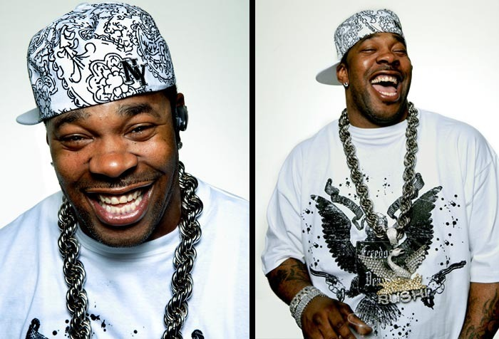 Busta Rhymes...The Mighty Infamous