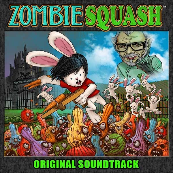Zombie Squash Soundtrack Cover Draft
