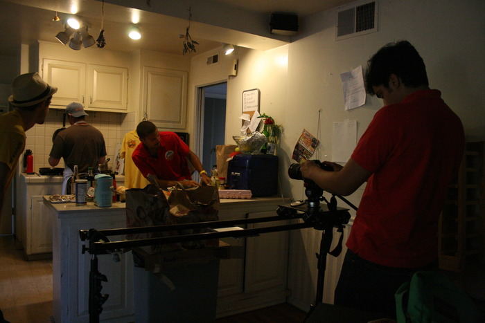 Flav Kitchen Sequence
