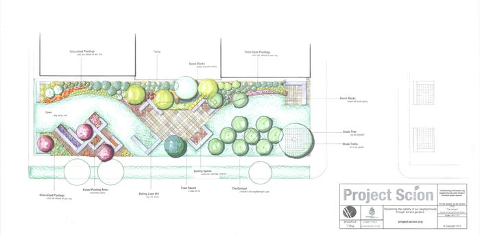 The Orchard Master Plan