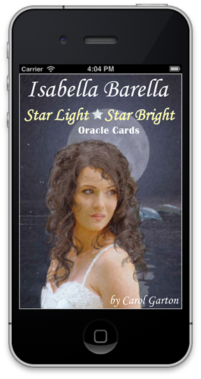 Star Light ~ Star Bright Oracle Cards, iPhone and Android App