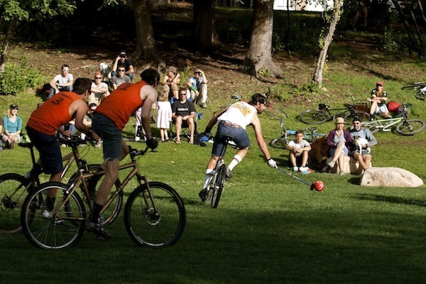 The Legend of Durango Grass Bike Polo: Chad Cheeney