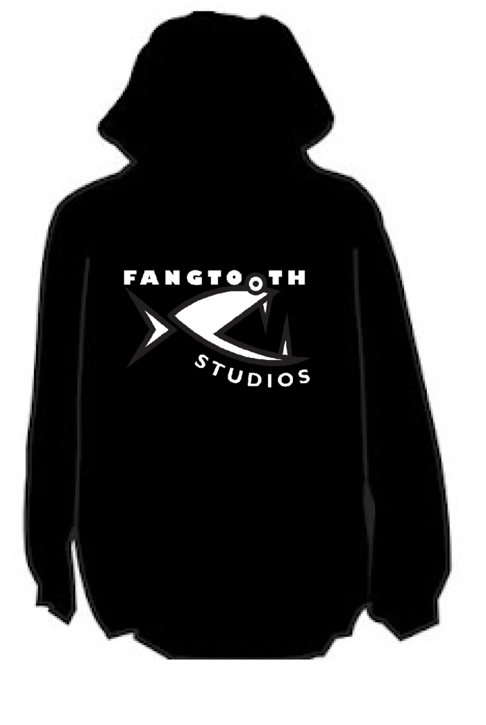 Hoodie you'll get for being a backer at the $100 level.