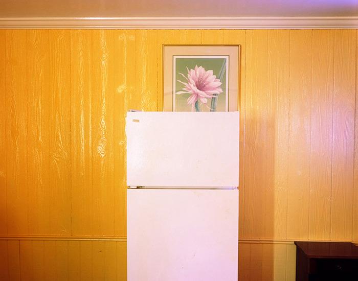 Refrigerator, Room 21