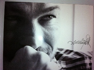 """""""Be Here Now"""" – The Andy Whitfield Story by Lilibet Foster ..."""