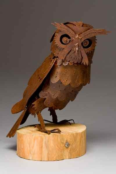 Great Horned Owl  (life size)