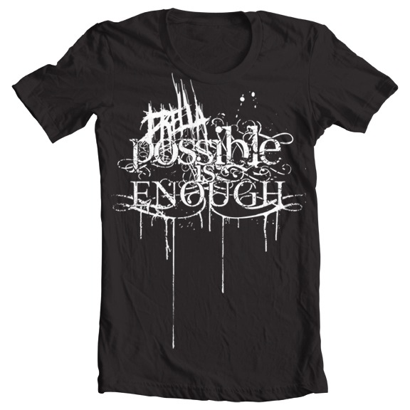 Possible Is Enough - Black