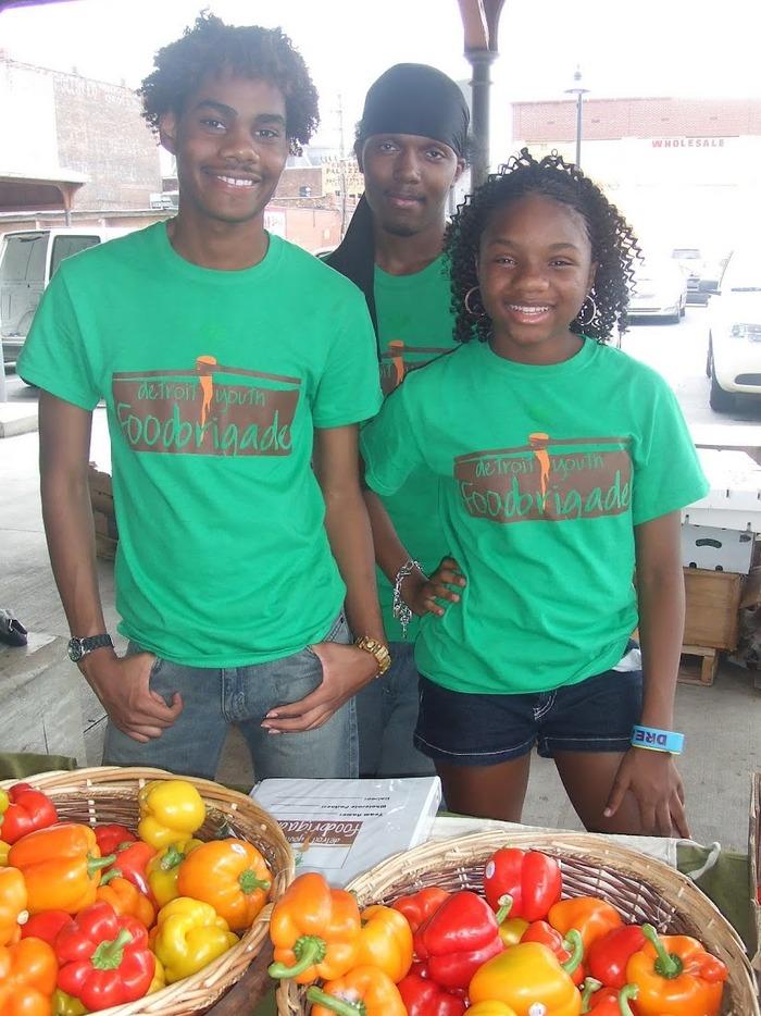 Royal Crops @ Eastern Market in Summer 2011