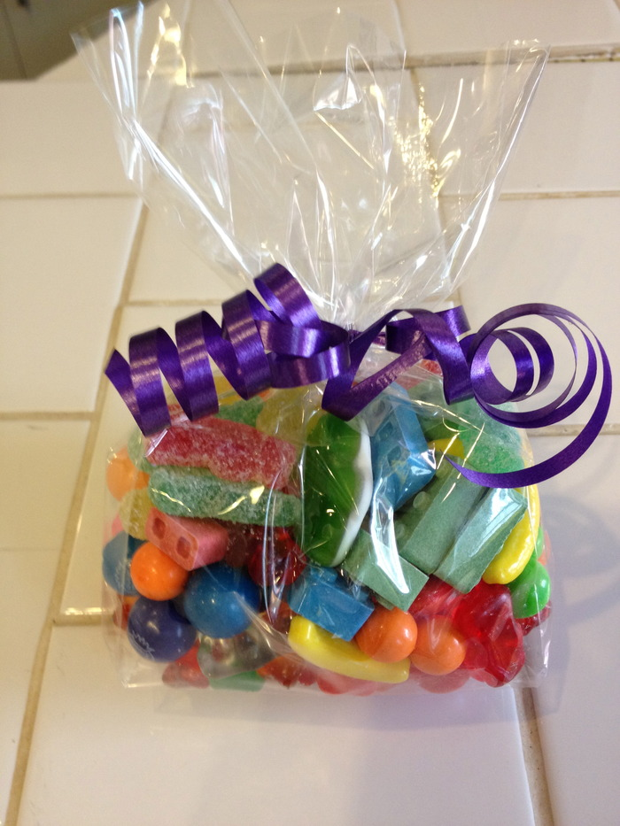$10 Bag of mixed candy