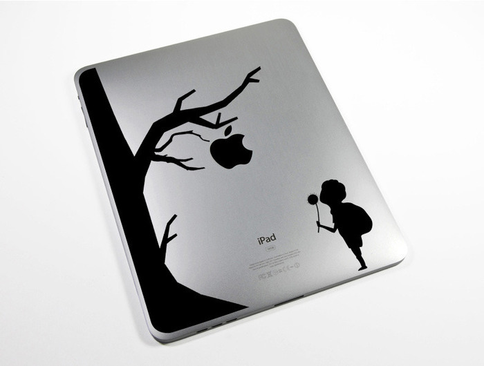 Limited Edition iPad Decal of Dandelion!