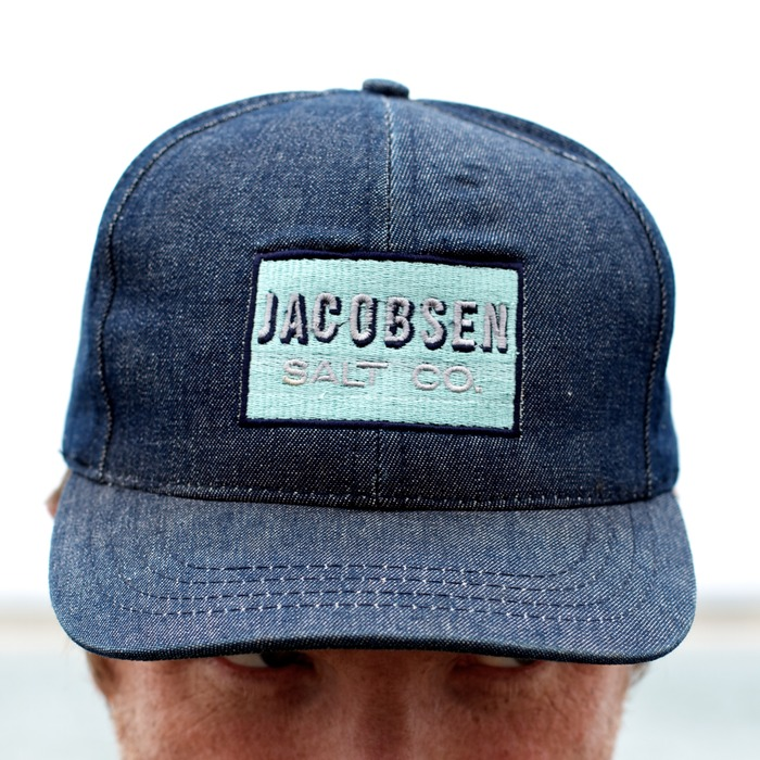 Jacobsen Salt Co. Denim Hat