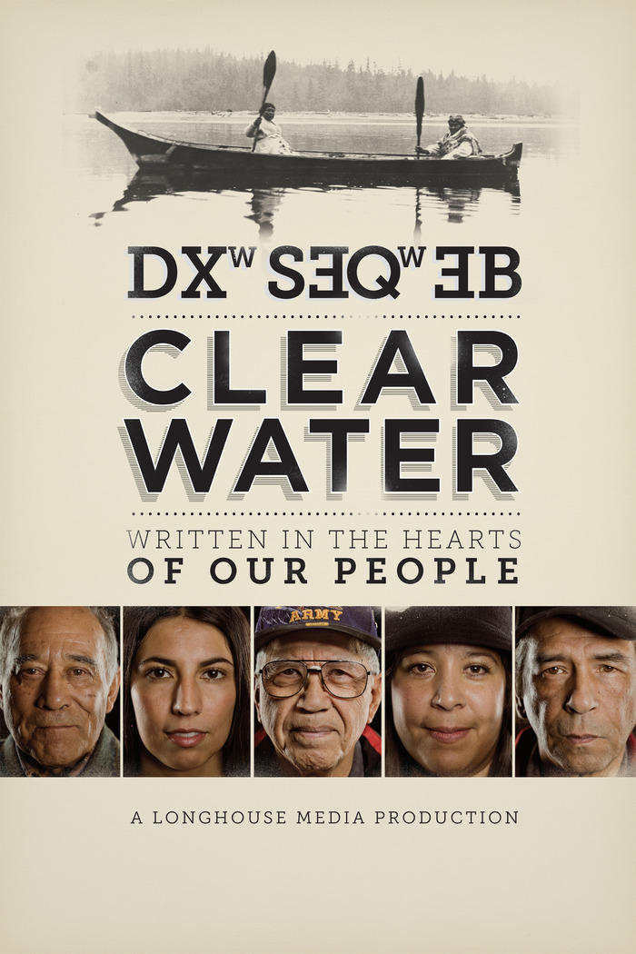 Meet the Suquamish, people of the clear salt water...