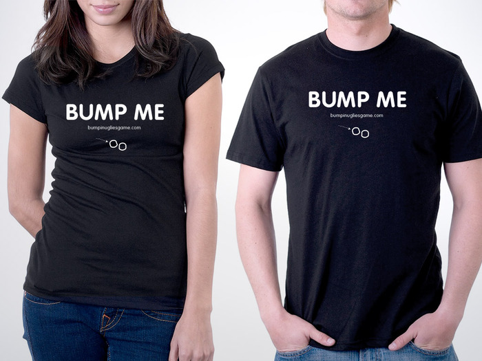 "And the new ""Bump Me"" Tee, available at the new $63 backing level."
