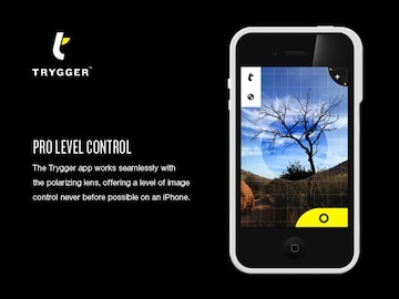Trygger Connected Camera App