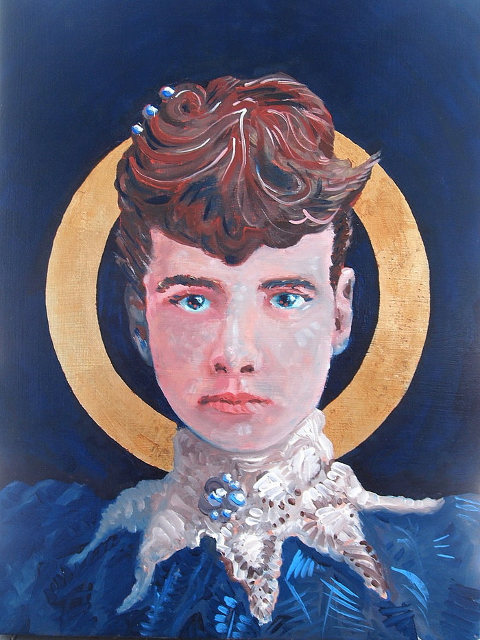 Nellie Bly Icon