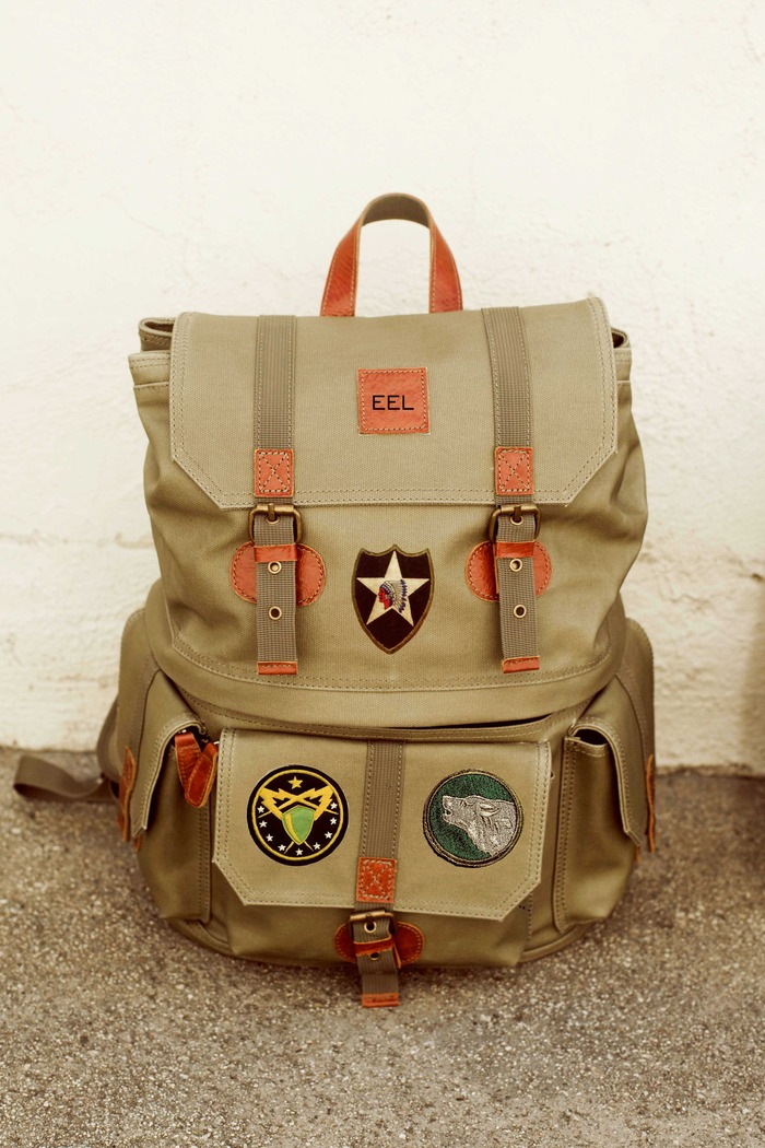 Special Edition WWII Langly Bag