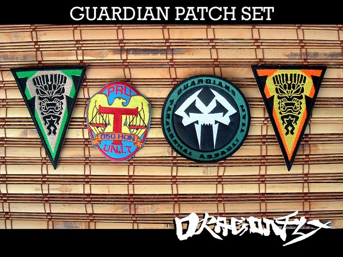 Guardian Patch Set