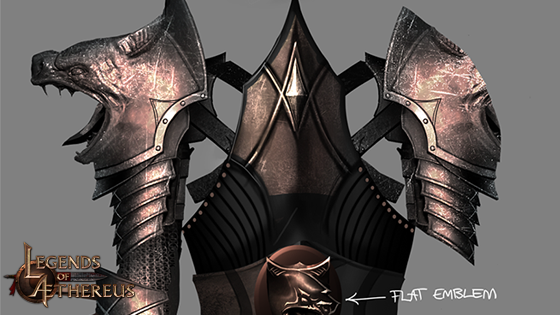 Concept Art 3 - Armor