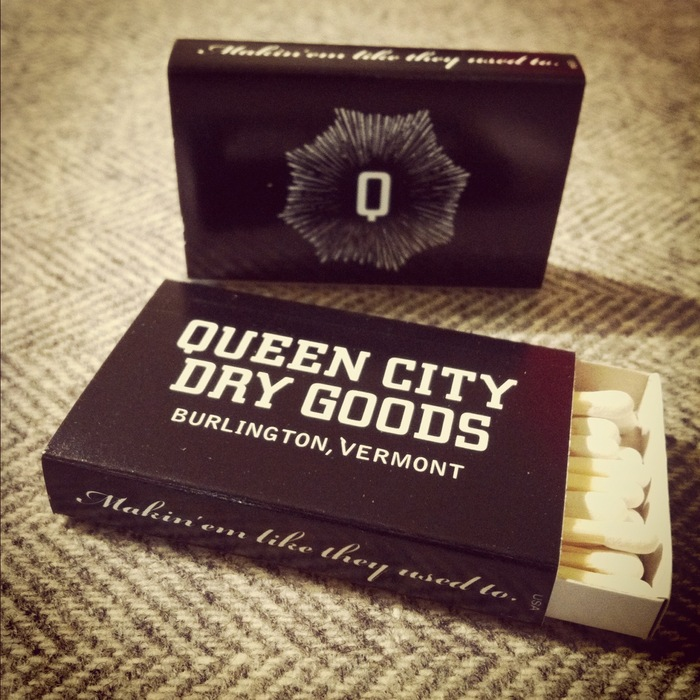 Queen City Dry Goods matches