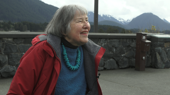 NANCY RICKETTS was raised spending time in her father's Lab and going on annual collecting expeditions with the family in the 1920's and 30's. She now lives in Sitka Alaska where she is treasured in the community.