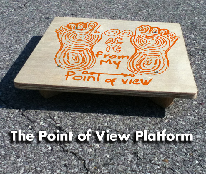 $50 Reward - Your very own Point of View.