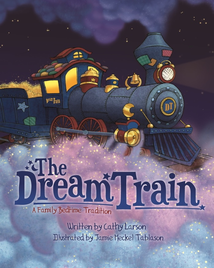 The Dream Train (cover)
