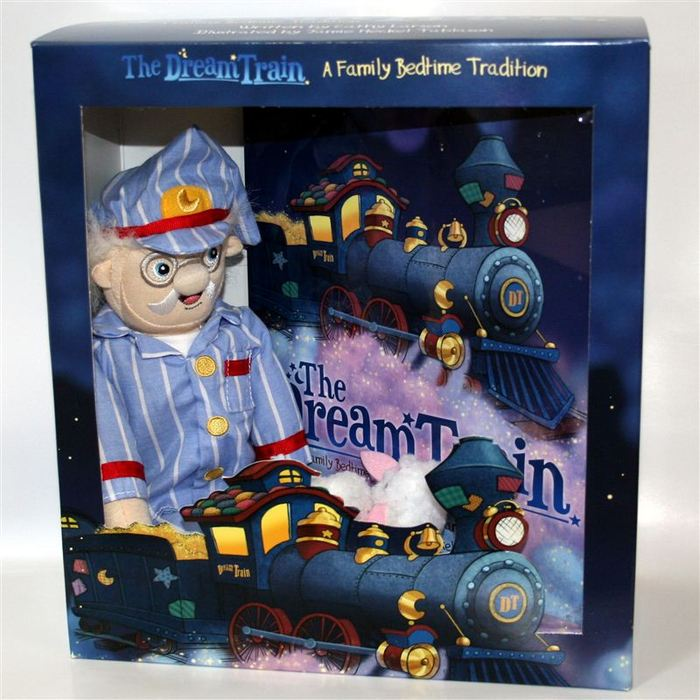 The Dream Train (boxed set)
