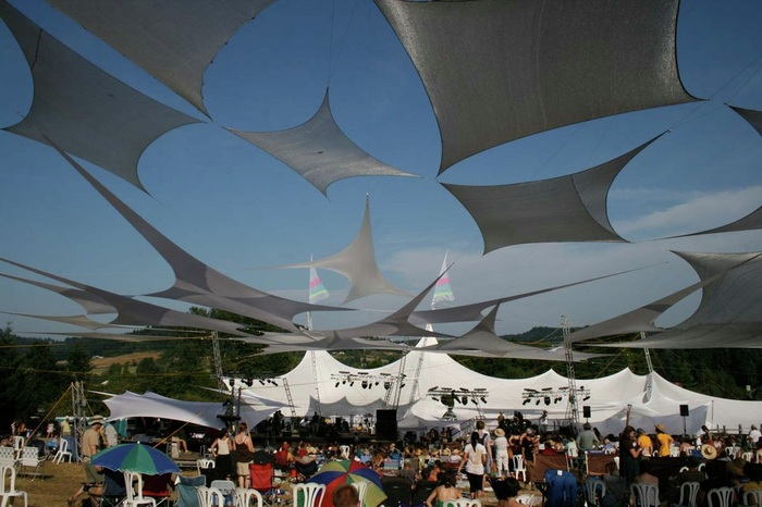 Here is an example of a Guildworks installation, see below for what they are bringing to Burning Man in 2012!