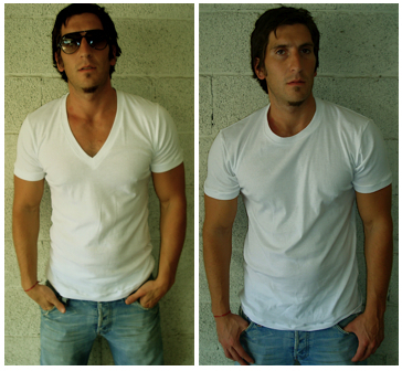Men's Crew Neck or V-Neck Modern Fit T-Shirt. Colors: Blue, Mint Green, Green, Teal, Pink, Red, Bordeaux, Mustard and Purple. $30 Pledge Per T-Shirt.