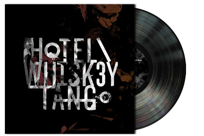 Hotel Whiskey Tango Soundtrack (7 inch vinyl record)
