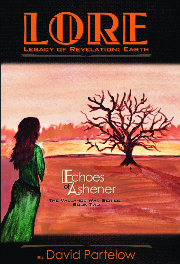 The Vallance War Series continues with book two, Echoes of Ashener.