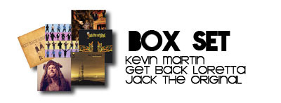 6 RECORD DIGITAL BOX SET - Increase your pledge an extra $30 to add this to your reward