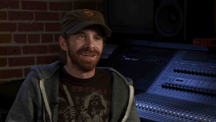Seth Green (co-creator, Robot Chicken)