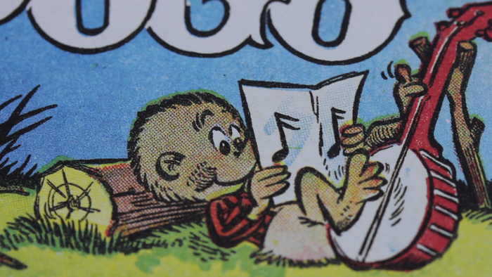 Pogo, by Walt Kelly
