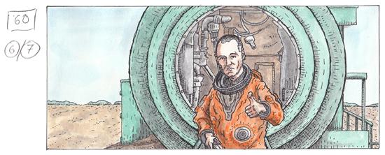A Soviet Unterzoegersdorf cosmonaut?